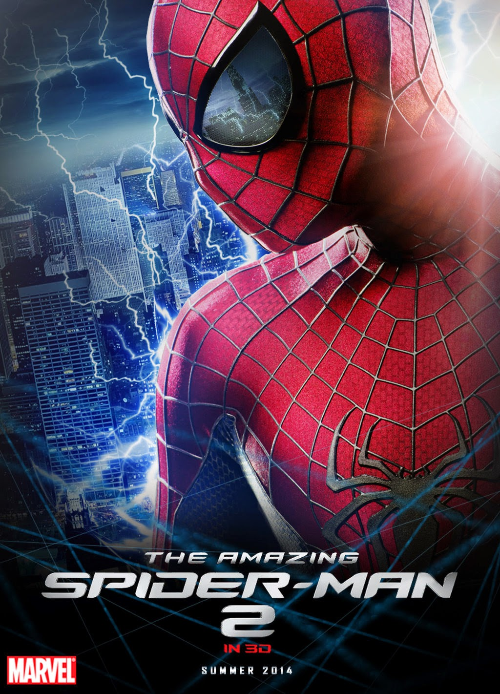 the amazing spider man 2 - 2014 hindi dubbed download ~ latest