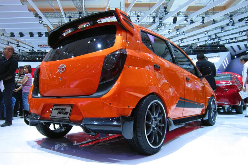 new agya trd silver jual toyota all corolla altis modifikasi mobil terbaru s g e ayla bagian dalam ...