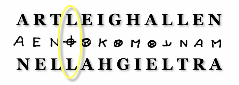 Authorities believe that the signature. A Place of Brightness: The Name of the Zodiac Killer ...