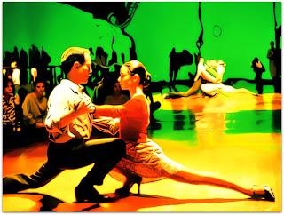'Tango', de Carlos Saura (1998) - Apresentação de Tango