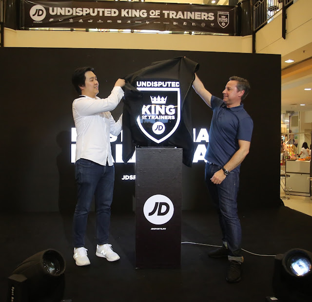 The Grand Opening JD Sports Fashion (JD) Outlet in Sunway Pyramid