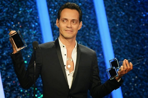 'Billboard Latin Music Awards': Marc Anthony dominates year