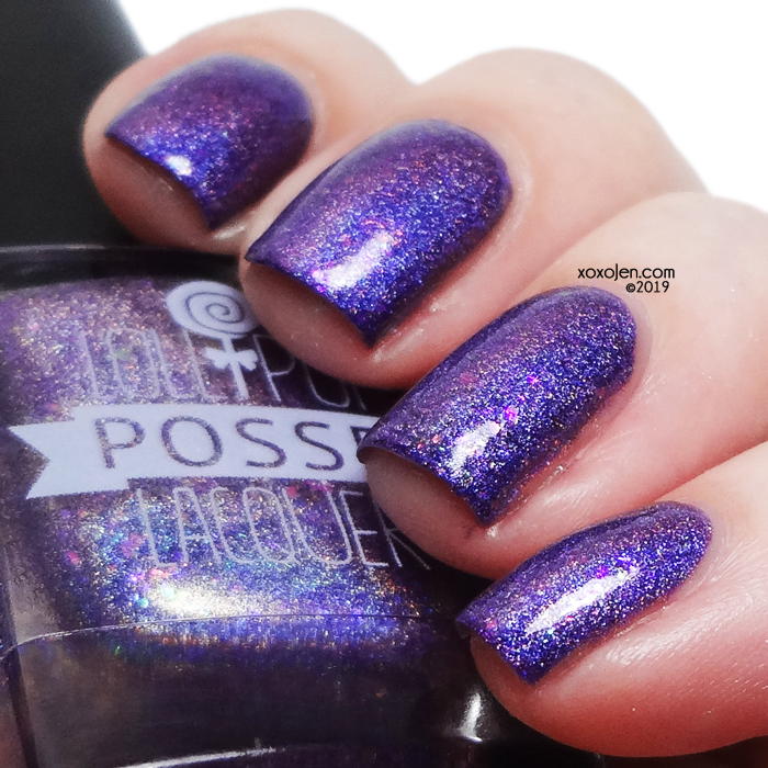 xoxoJen's swatch of Lollipop Posse Secret Ceremonials