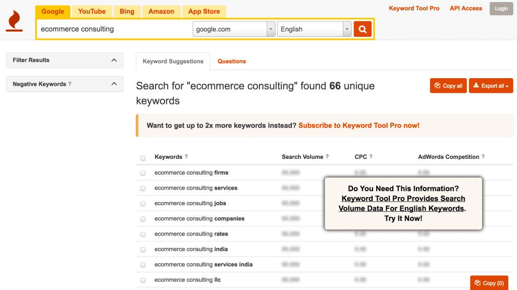 Tool.io - Tool Riset Keyword Gratis Yang Paling Recommended!