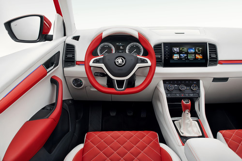 Skoda Sunroq Interiors