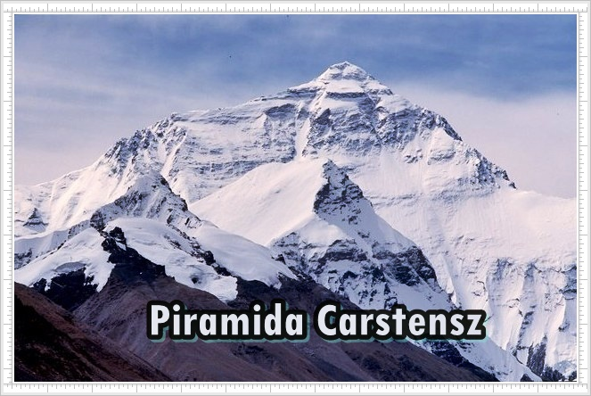 Puncak Carstensz: Gunung di Indonesia yang Diselimuti Salju Abadi