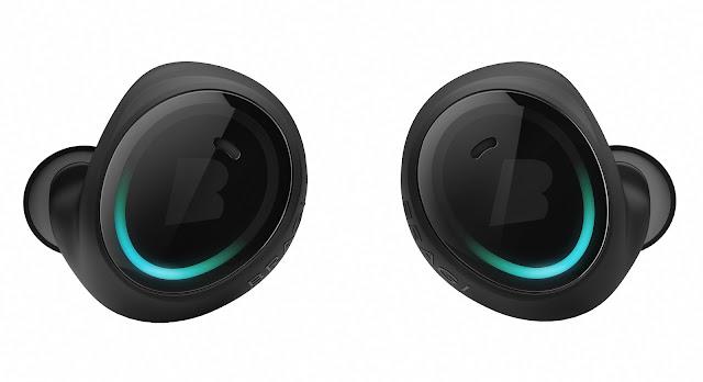 The Dash - Truly Wireless Smart Earphones @HelloBragi #BargiDash