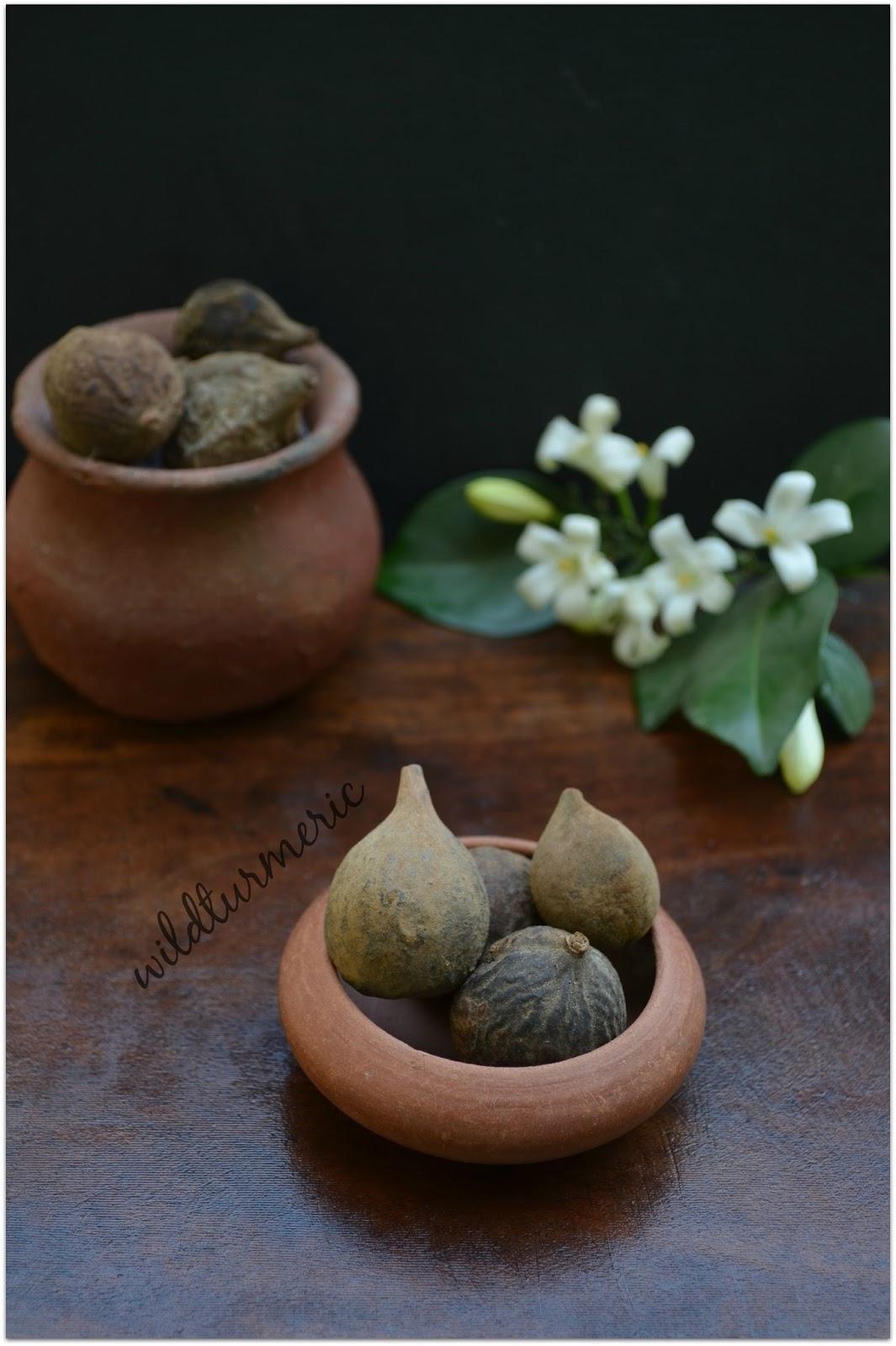5 Top Benefits & Uses Of Bibhitaki | Baheda | Bahera | Terminalia Bellirica | Belleric Myrobalan For Health, Hair & Skin