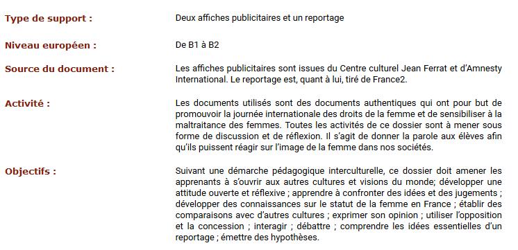 http://www.cia-france.com/francais-et-vous/sous_le_platane/69-activites-autour-de-la-journee-de-la-femme