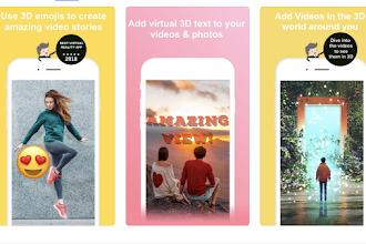 OGGI GRATIS: App per creare immagini e video con l'aggiunta di realtà aumentata