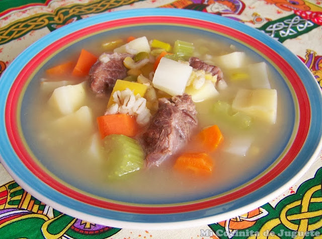 Scotch Broth (Caldo Escocés)