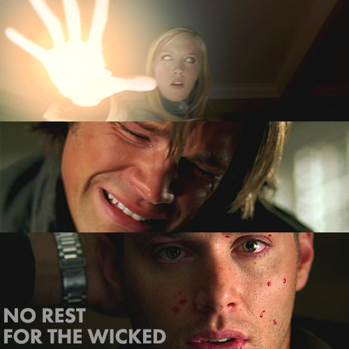 Supernatural 3x16 - No Rest for the Wicked