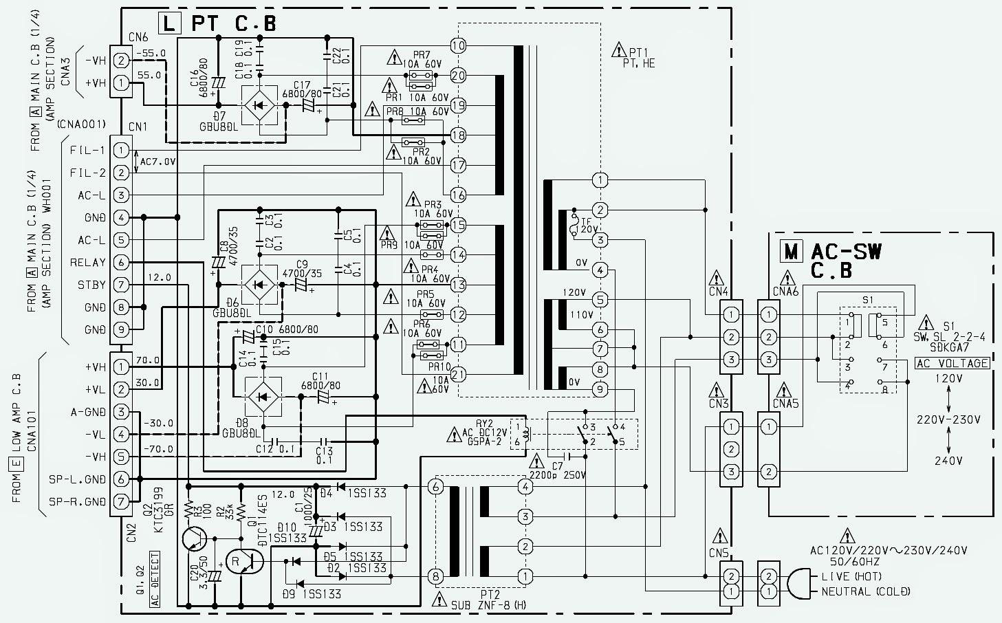 Aiwa Stereo Wiring Diagram | Wiring Diagram