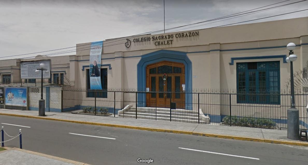 Colegio 6053 SAGRADO CORAZON - Chorrillos