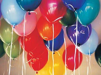 jarig ballonnen Jarig Vrouw Ballonnen   ARCHIDEV jarig ballonnen
