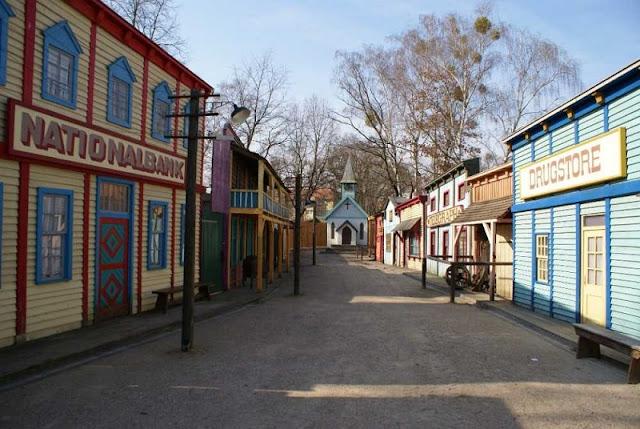 Filmpark & Babelsberg em Berlim