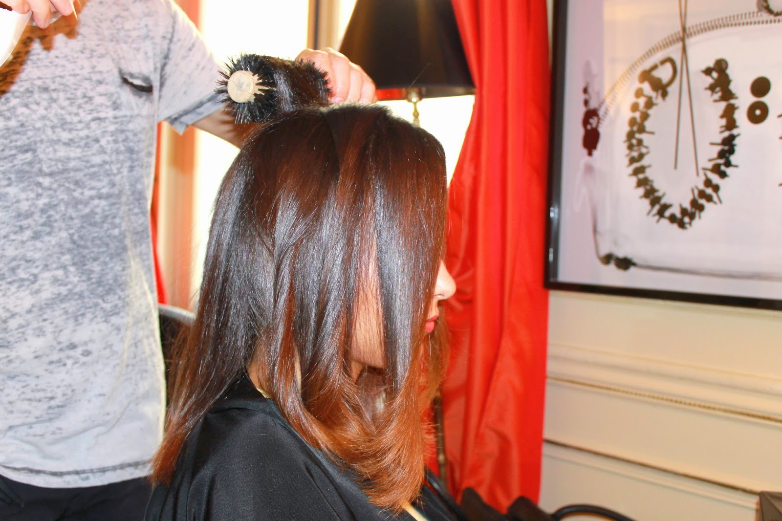 Christophe Robin Salon Beauté Brune Christophe Robin Le Salon De Coiffure Parisien