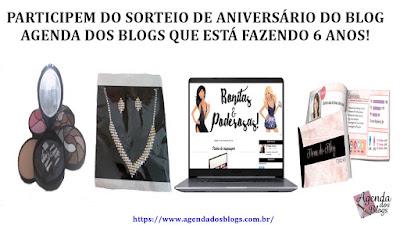 Agenda dos Blogs aniversário