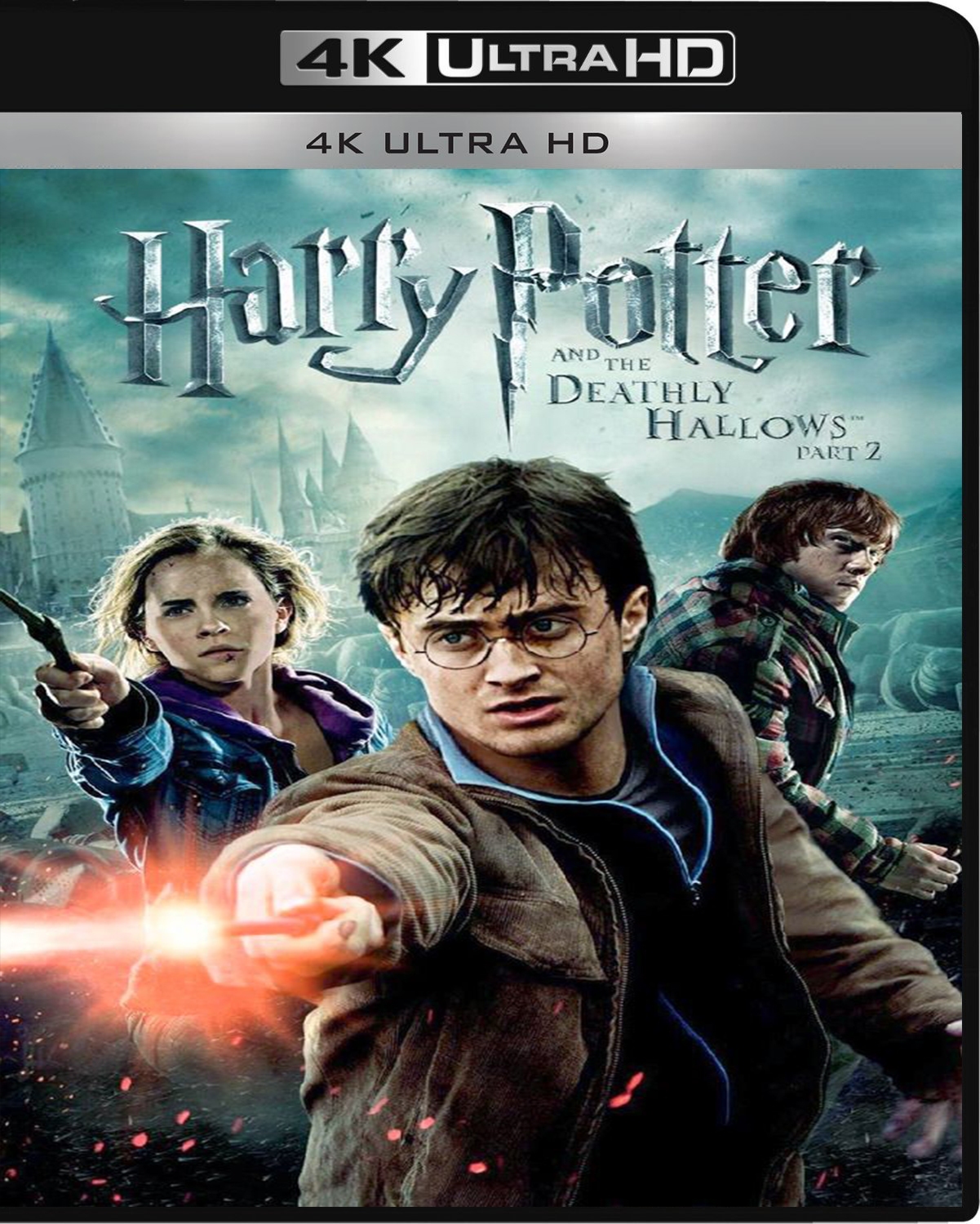 Harry Potter and the Deathly Hallows: Part II [2011] [UHD] [2160p] [Latino]