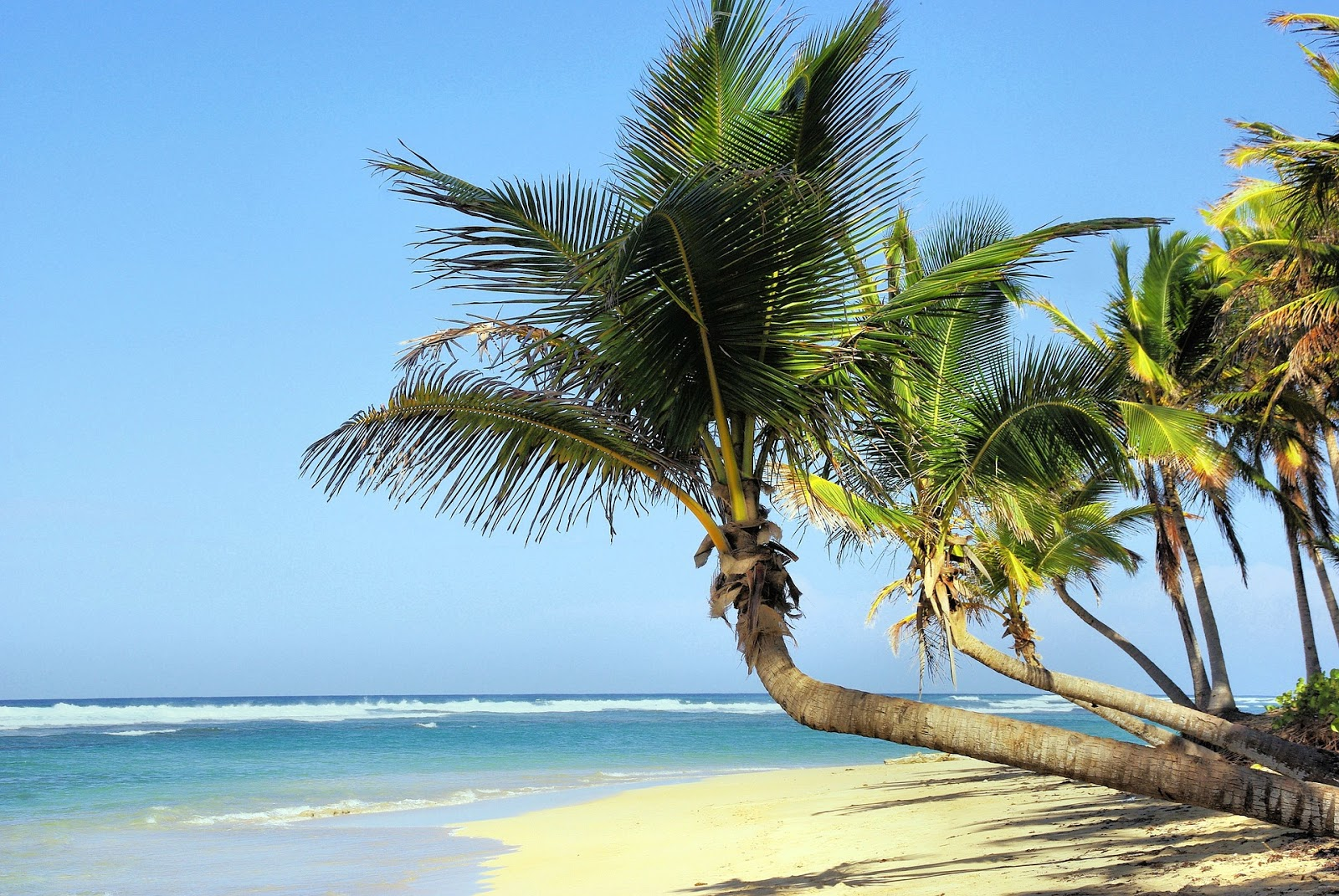 Top Tips for beating the post-holiday blues when you're back at home - cuba beach