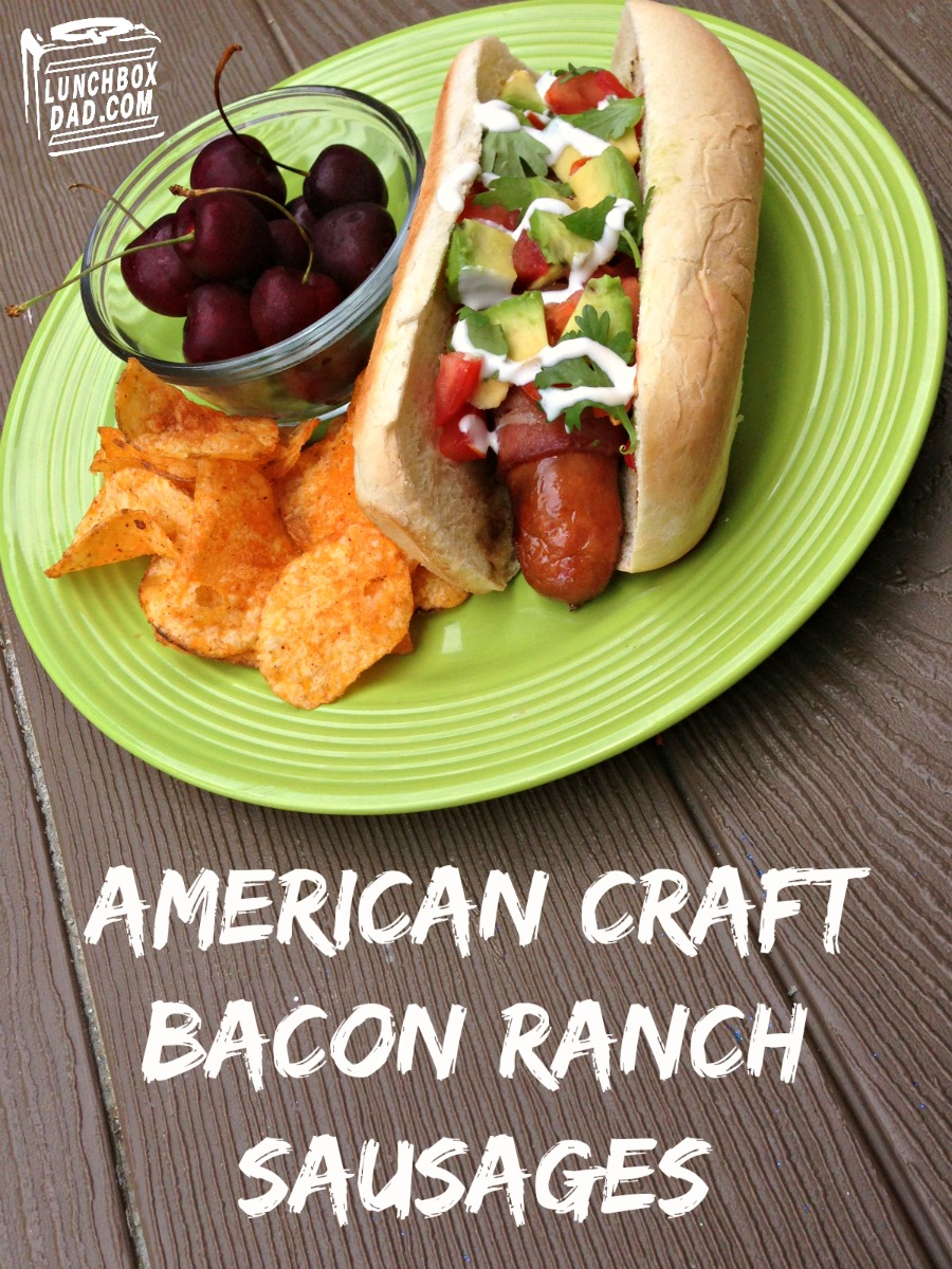 American Craft Bacon Ranch Sausages #StartYourGrill #CollectiveBias #Shop