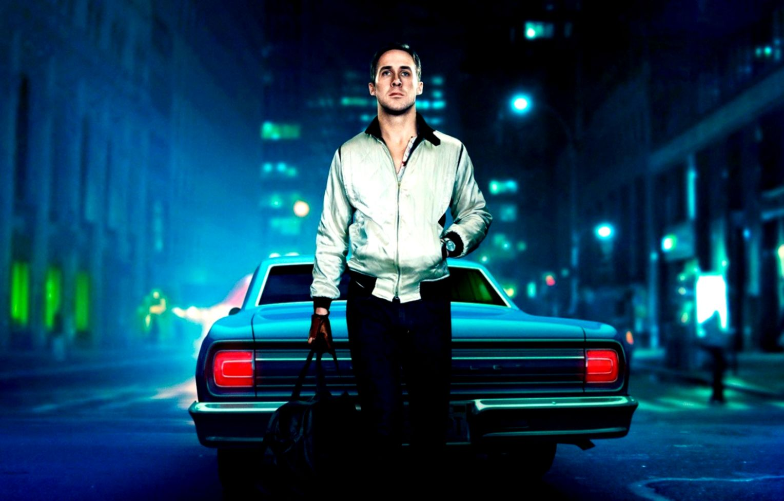 HD Wallpaper Of Ryan Gosling In The Movie Drive PaperPull