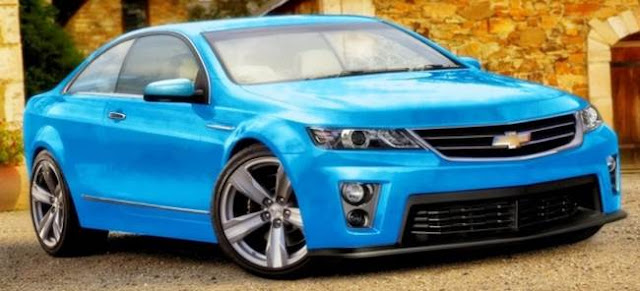 2017 Chevrolet Monte Carlo Release Date and Review