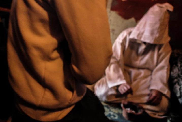 Une femme malade se fait soutirer 350.000 dirhams pour se faire désensorceler .