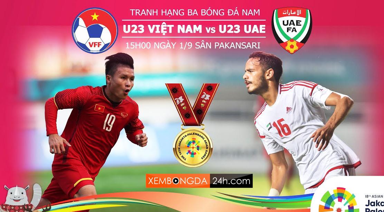 Link trực tiếp bóng đá hôm nay 1/9: Chờ HCĐ từ U23 Việt Nam