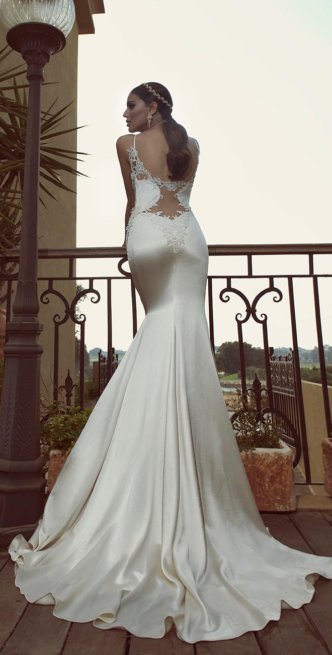 Bộ sưu tập áo cưới đẹp năm 2014 của thương hiệu áo cưới Galia Lahav