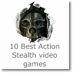 10 Best Action Stealth video games