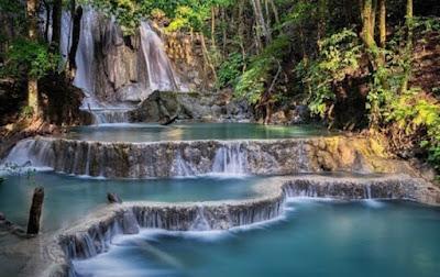 Air Terjun di Sumbawa Yang Keren Banget
