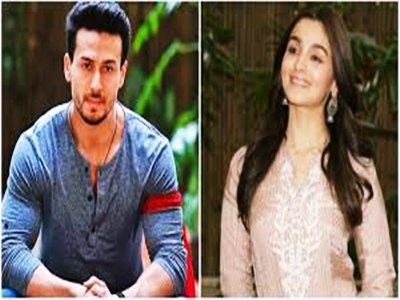 WhatsApp Conversation Leaks Tiger Shroff with Alia Bhatt
