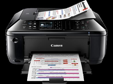 Canon PIXMA MX516 Driver Download