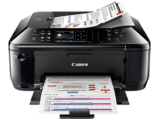 s a gorgeous printer similar whatever is left of Canon Canon PIXMA MX516 Driver Download