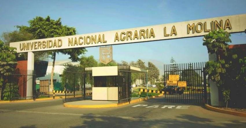 Carrera de biología de la Universidad Nacional Agraria la Molina obtiene acreditación del SINEACE - www.sineace.gob.pe