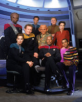 Star Trek Cast Deep Space Nine