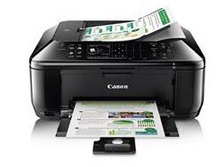 Canon PIXMA MX528 Driver Download