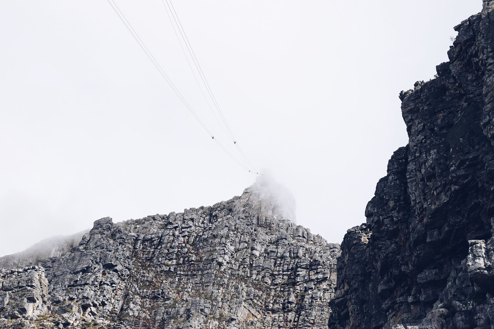 why you should hike up table mountain, Cape Town blogger