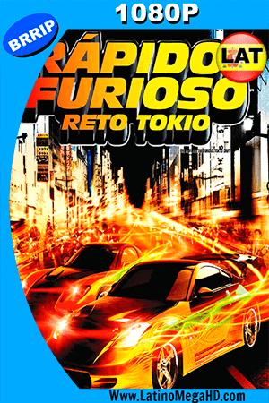 Rápido y Furioso: Reto Tokio (2006) Latino HD 1080P ()