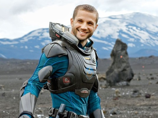 Logan Marshall-Green Prometheus