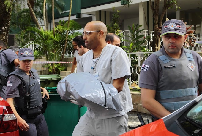 POLÍCIA - Mãe que jogou filha do 6°andar tentou se matar na cadeia e diz estar arrependida