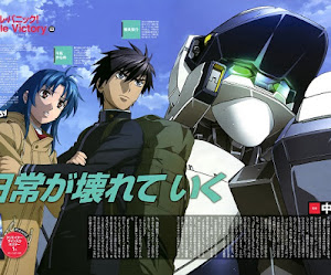 Full Metal Panic! Invisible Victory [12/12] + Especiales Mp4 HD + Avi - Mega - Mediafire