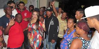 Katy Báez deplora abandono del PLD a la juventud de SDE