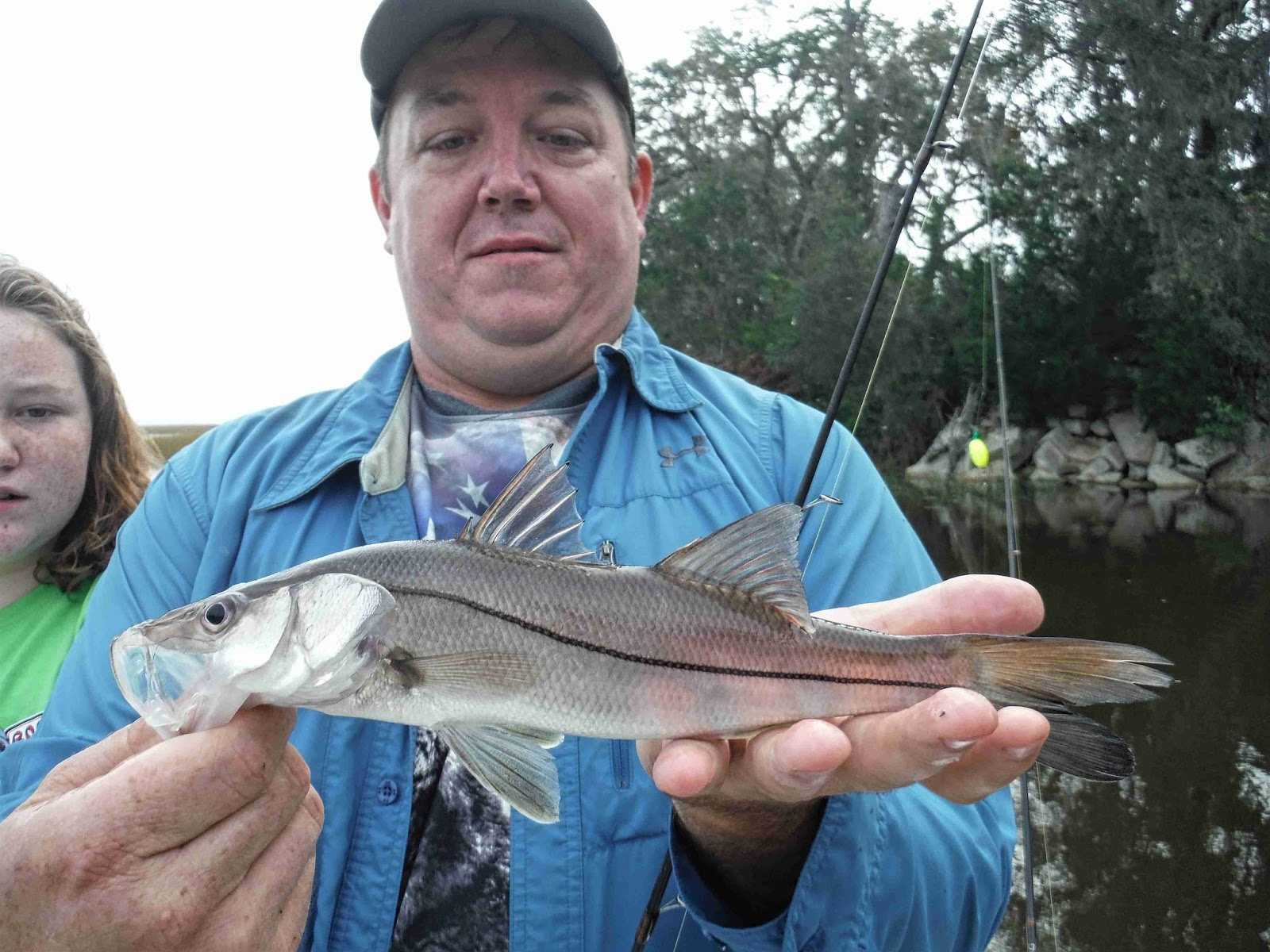amelia island fishing reports december snook fishing