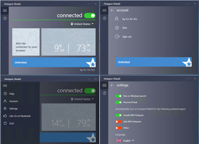 Hotspot Shield VPN Elite 6.20.31 + Crack Free Download
