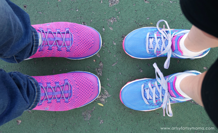 Mom and Me Sporty SKECHERS for Summer #SkechersStyle
