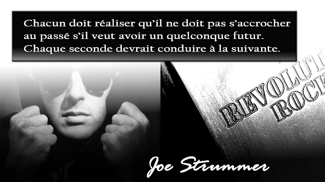 Joe Strummer - Paroles