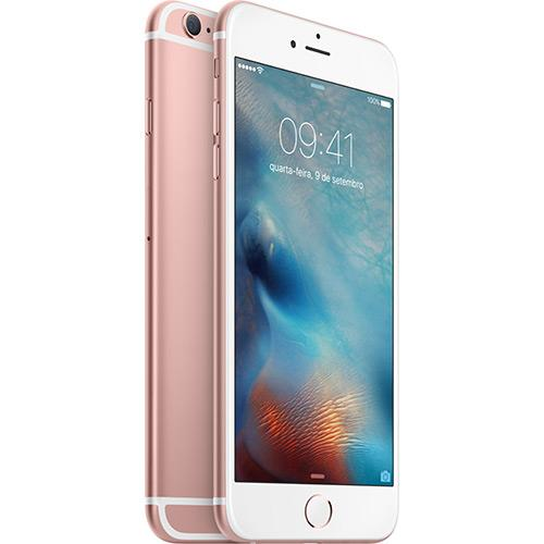 iPhone 6s Plus 16GB ouro rosa Tela 5.5""