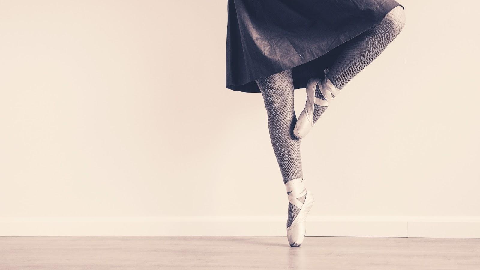 Você vai dançar o balé da vida - 12 cartas em 12 meses